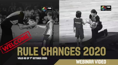 Rule changes 2020 webinar video